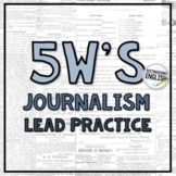 Journalism Leads Practice