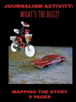 Journalism - Mapping the Story: WHAT'S THE BUZZ?