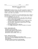 Journalism / Media-Mess Ups and Media Successes Research Project