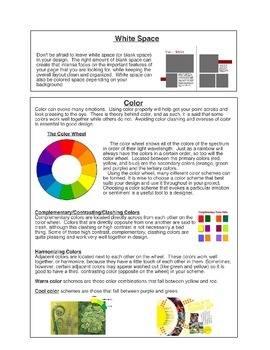 Journalism: Principles of Layout Design