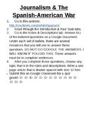 Journalism (Spanish American War