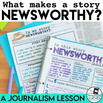 Journalism: What makes a story newsworthy?