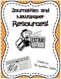 Journalism/Newspaper Resources