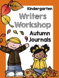 Journals - Autumn