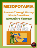 Mesopotamia-Journals Through History: Nomads to Farmers Mo