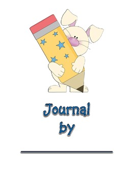 Journals for Primary Students