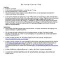 Journals of Lewis and Clark - Primary Source Activity