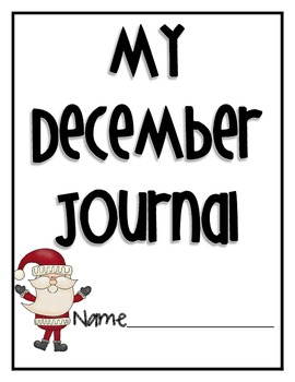 Journals through the year! {August - May}