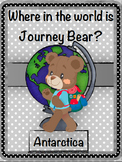 Geography: Journey Bear Visits Antarctica