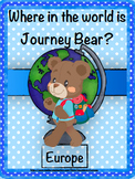 Geography: Journey Bear Visits Europe