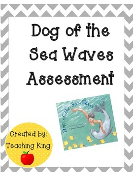Journey Common Core Unit 5 Lesson 24: Dog of the Sea Waves by James Rumford