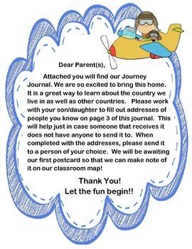Journey Journal