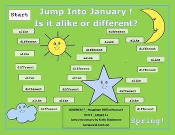 Decoding CVC words with Jump into January