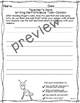 Journeys Second Grade- Teacher's Pets Weekly Skills Test and Writing Tasks