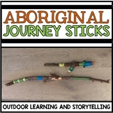 Journey Sticks - Outdoor Learning and Storytelling