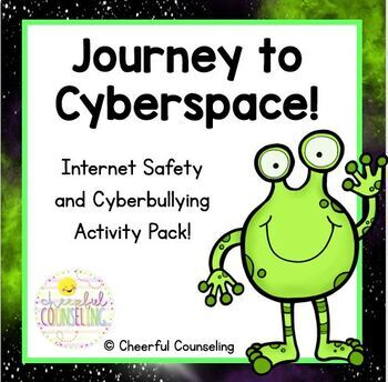 Journey Through Cyberspace: Helping kids be internet-respo