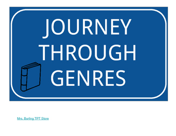 Journey Through Genres
