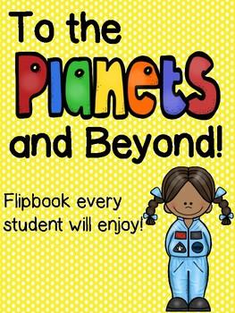 Solar System Flipbook ***Differentiated