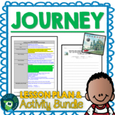 Journey by Aaron Becker Lesson Plan and Activities