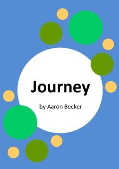 Journey by Aaron Becker - 5 Worksheets / Activities