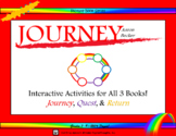 Journey by Aaron Becker Resources and Interactive Activities
