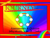 Journey by Aaron Becker Assessments and Quizzes