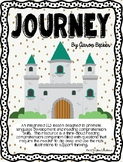 Journey by Aaron Becker Reading Lesson