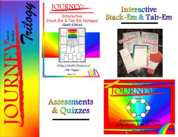 Journey by Aaron Becker Resource Bundle