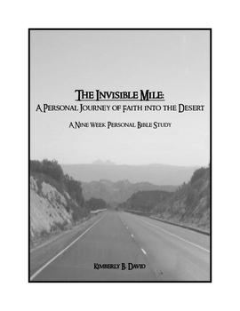 Journey of Faith to the Desert: Devotional Study
