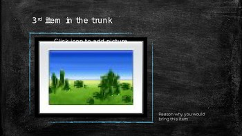 Journey on the Oregon Trail Virtual Trunk