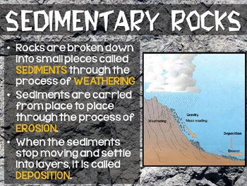 Earth science 3. 1 the rock cycle. Ppt video online download.