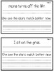 Journey's 1st Grade Daily Proofreading Practice Mini-Books, Unit 4