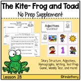 Journey's 1st Grade Lesson 28 The Kite from Frog and Toad