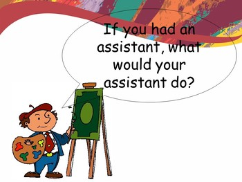 Journey's 2nd Grade Lesson 19, The Signmaker's Assistant