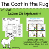 Journey's 2nd Grade Lesson 23 Goat in the Rug