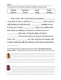 Journey's 2nd Grade Vocabulary and Skills Test Unit 2