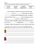 Journey's 2nd Grade Vocabulary and Skills Test Unit 4