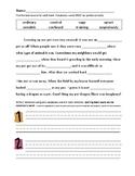 Journey's 2nd Grade Vocabulary and Skills Test Unit 6