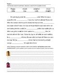 Journey's 2nd Grade Vocabulary and Skills Test Unit 1