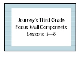 Journey's 3rd Grade Focus Wall Lessons 1-6
