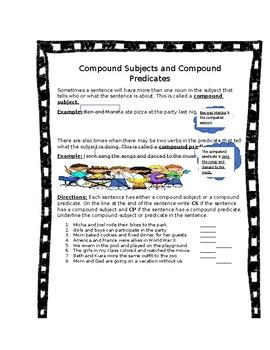 Journey's 4th Grade Unit 1 Lesson 1 Grammar Skills