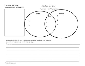Journey's 6th Grade: Lesson 21- All Alone in the Universe