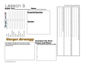 Journey's 6th Grade: Lesson 9- Kensuke's Kingdom