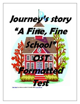 """Journey's """"A Fine, Fine Day"""" OST formatted Reading Test"""