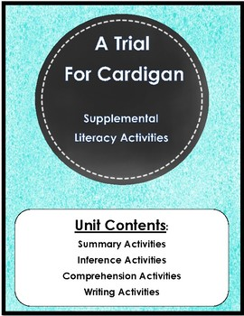 Journey's:  A Trial for Cardigan Supplemental Unit