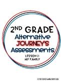 Journey's Alternate Assessment Grade 2: Lesson 2 My Family