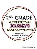 Journey's Alternate Assessment Grade 2: Lesson 6 Animals B