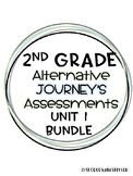 Journey's Alternate Assessment Grade 2: Unit 1: Lessons 1-5