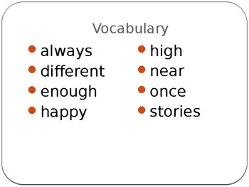 Journey's - First Gr. - Lesson 27 - What Can You Do? - Voc. & Sp. Powerpoint