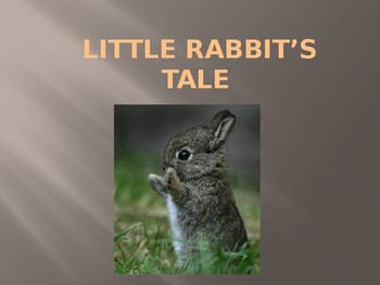 Journey's - First Grade - Lesson 20 - Little Rabbits Tale - Voc & Sp Powerpoint